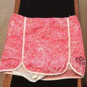 Lily purlizer tennis skirt Sz 8